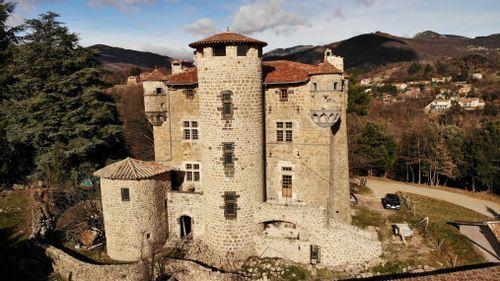 Le château de Hautsegur