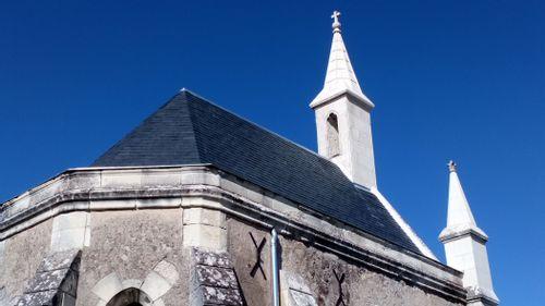 La chapelle de la Blardière au Marillais