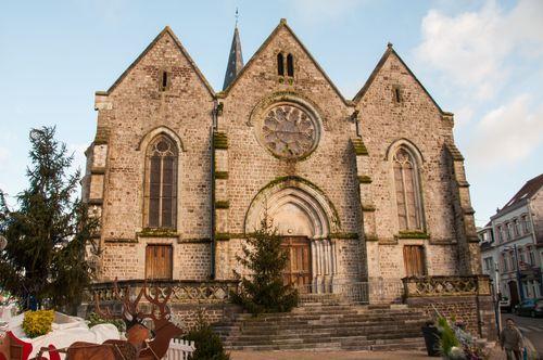 Eglise Saint-Sauveur à Desvres