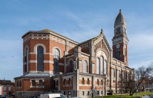 Eglise Saint Jean-Baptiste de Steenwerck