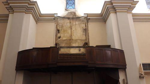 Restauration de l'orgue de Vizille en Isère