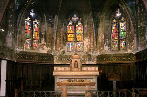Eglise Saint-Julien de Saint-Gérand-de-Vaux
