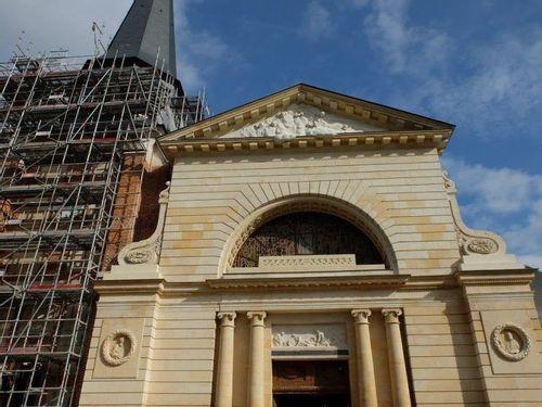 Restaurer l'église Sainte Cécile d'Acquigny - Eure