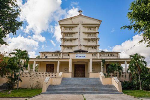 Eglise Saint-André de Morne-à-l'Eau