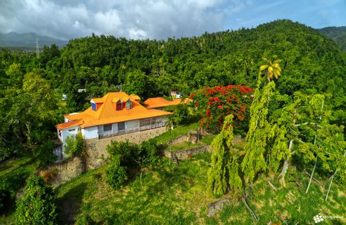 Habitation Bisdary à Gourbeyre