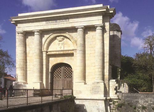 Porte Royale de La Rochelle