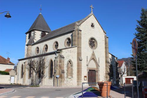 Eglise Saint-Louis de Hauterive
