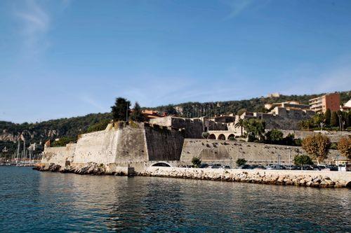 Bastion de la Turbie à Villefranche-sur-Mer