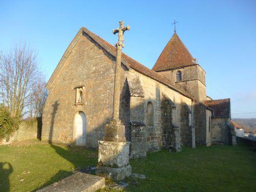 Eglise de Chauvirey le Châtel