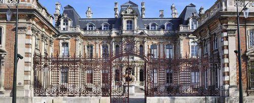 Château Perrier à Epernay dans la Marne