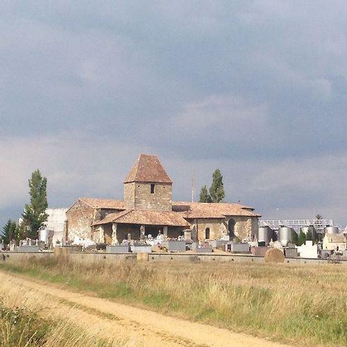 Eglise St Jean de Vidailhac de Cocumont