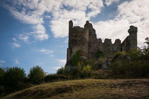 Château-Rocher de Saint-Rémy-de-Blot
