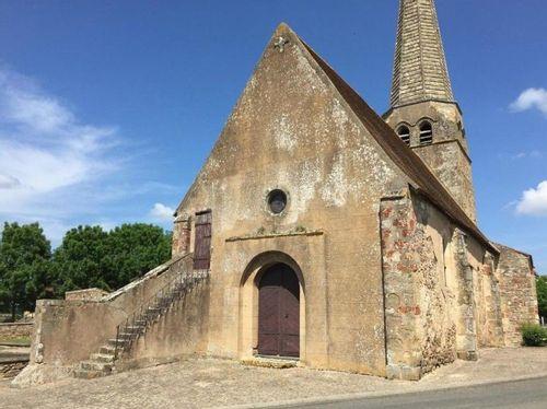 Eglise Saint-Martin de Chavenon