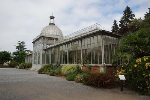 Orangerie du Jardin Massey à Tarbes