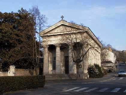 Temple protestant de Saumur